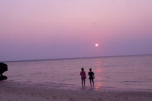 石垣島リゾバで海