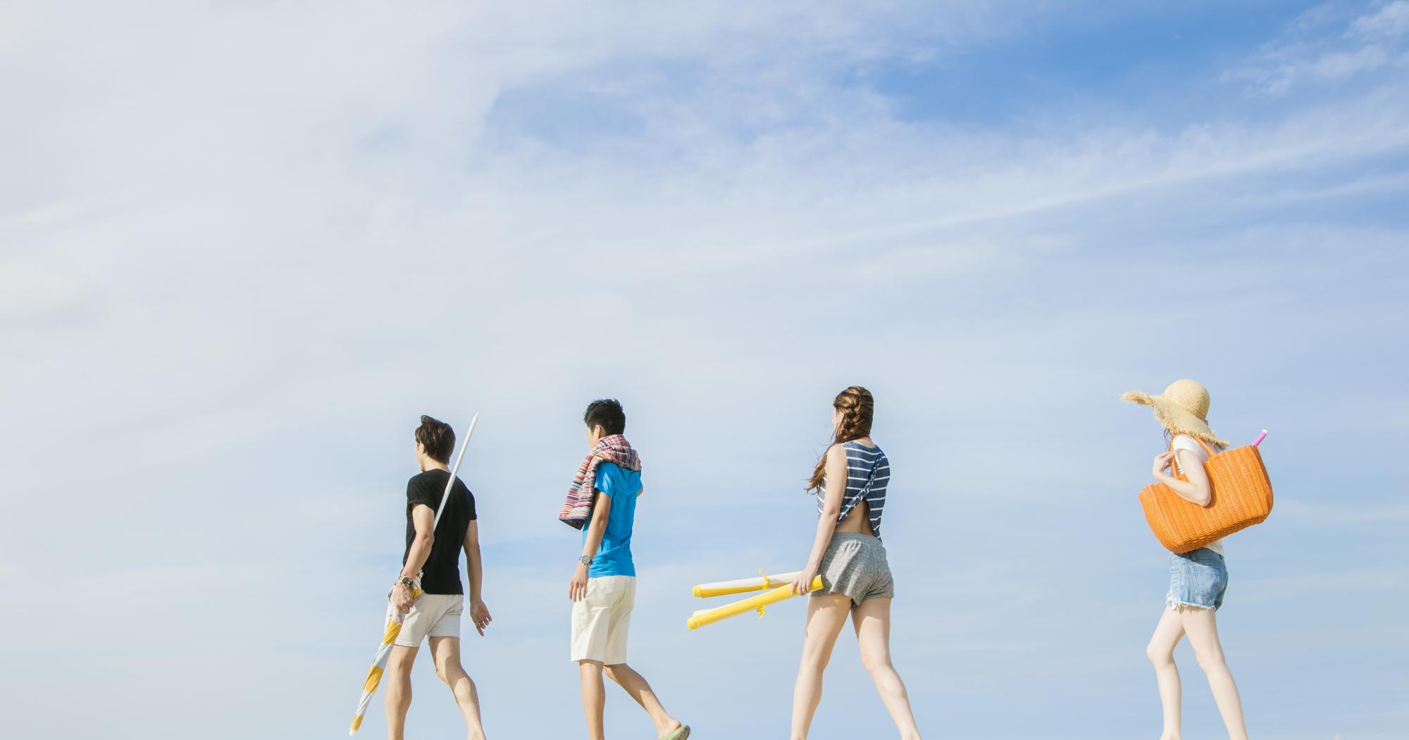 「リゾートバイトの休日は何してる?」リゾバ経験者が教える5つの過し方