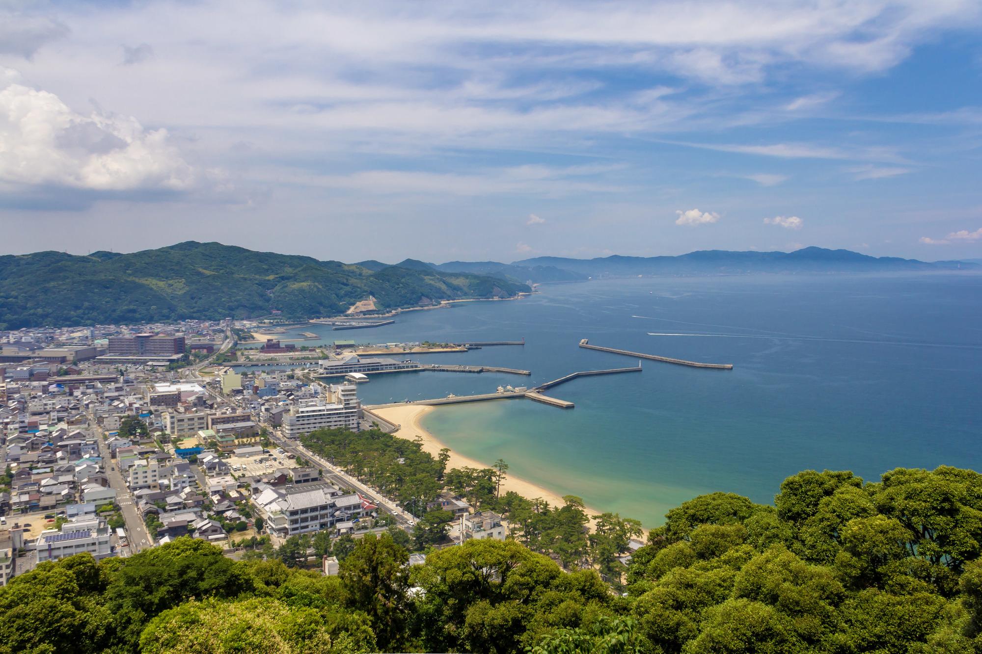 (兵庫県/竹野海岸)休日は城崎温泉などへ温泉巡りをしたリゾートバイト