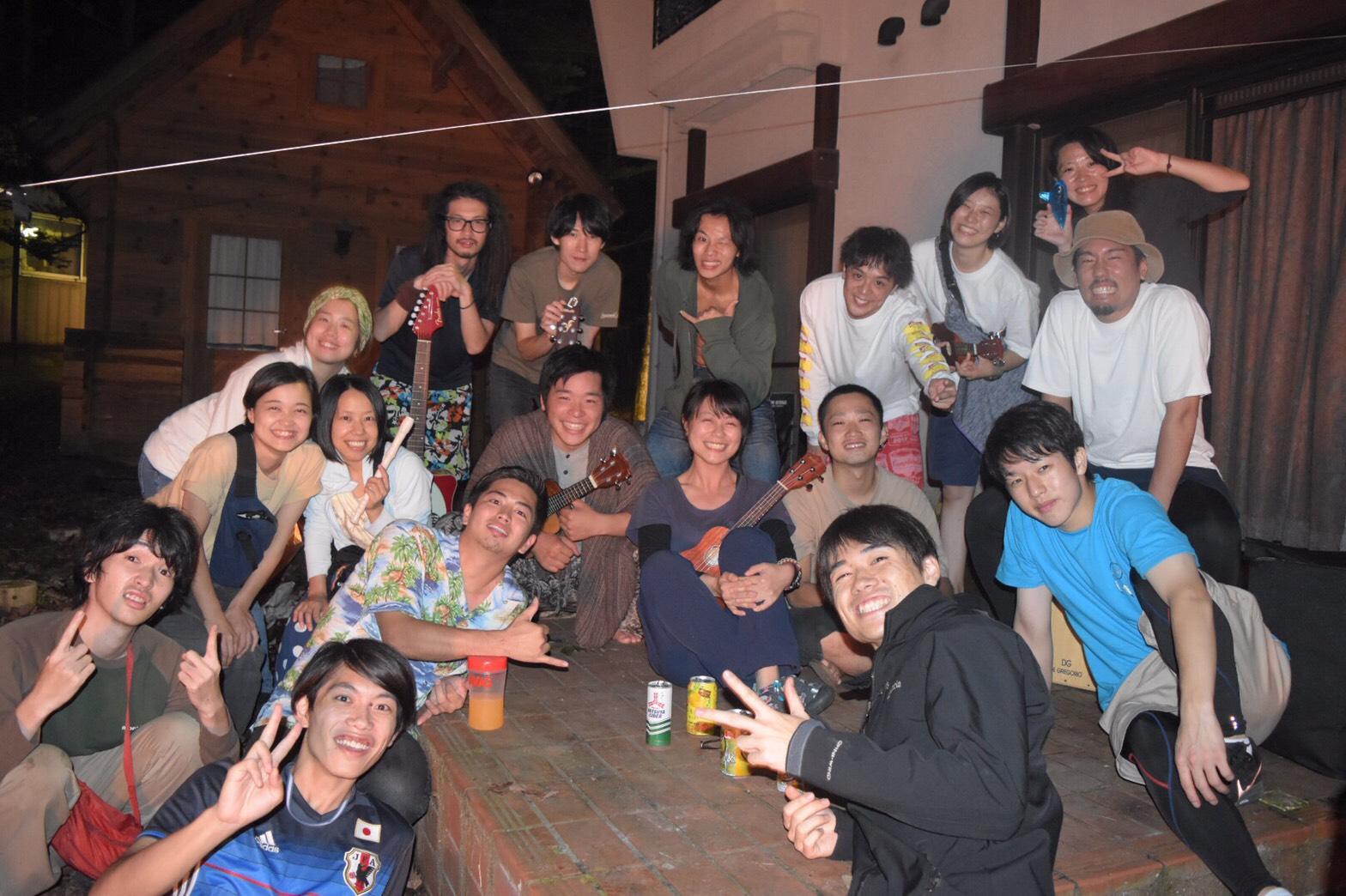 (群馬県/北軽井沢)学生最後の夏に住み込みバイトをキャンプ場で体験!