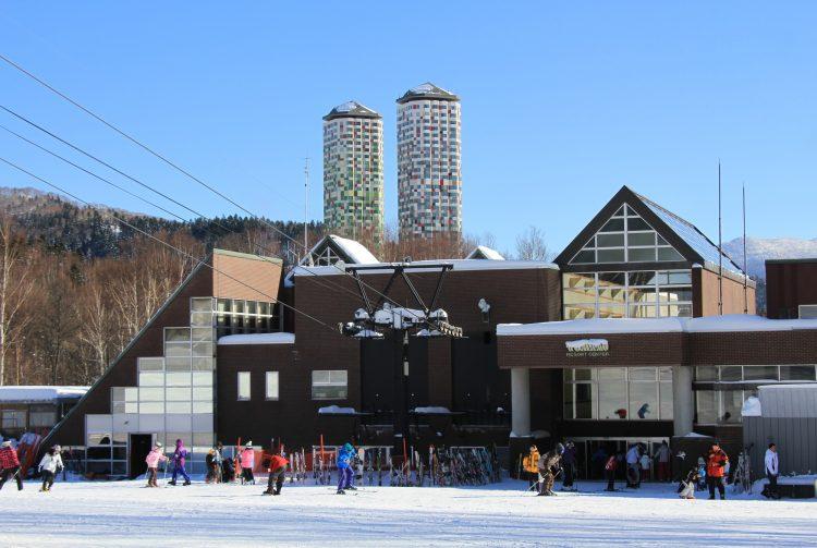 トマムバイトスキー