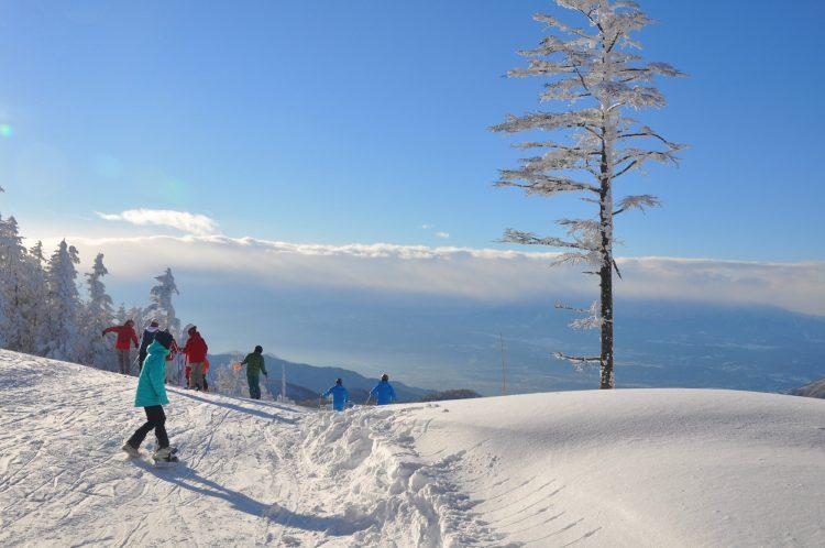 スキー場バイト人気条件