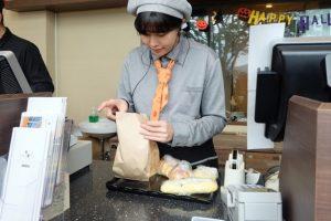 パン屋のリゾバ