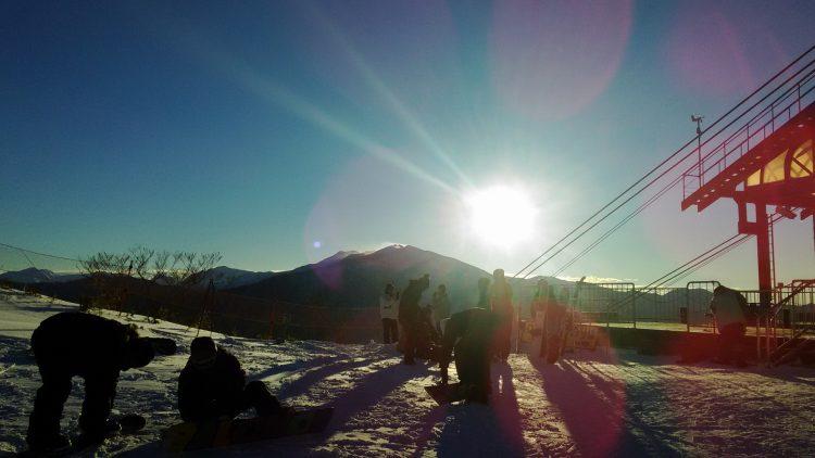 超短期バイト冬