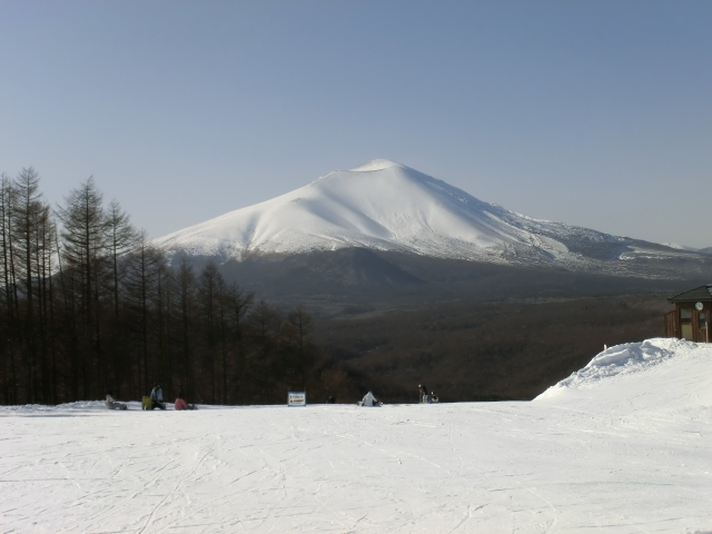 (長野県/軽井沢)休みの日はスノボや観光を満喫出来たリゾートバイト