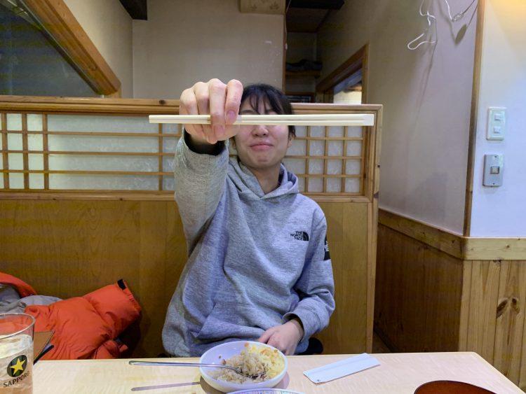 食事軽井沢