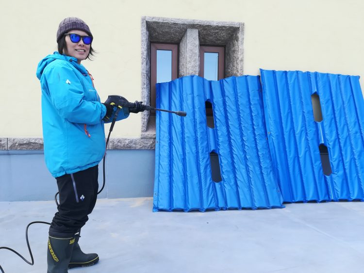 スキー場バイト仕事