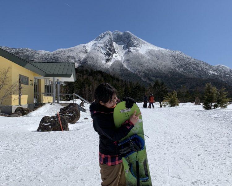 丸沼高原 スキー場バイト