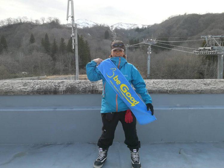 スキー場バイト感想