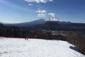 軽井沢スキー場バイト