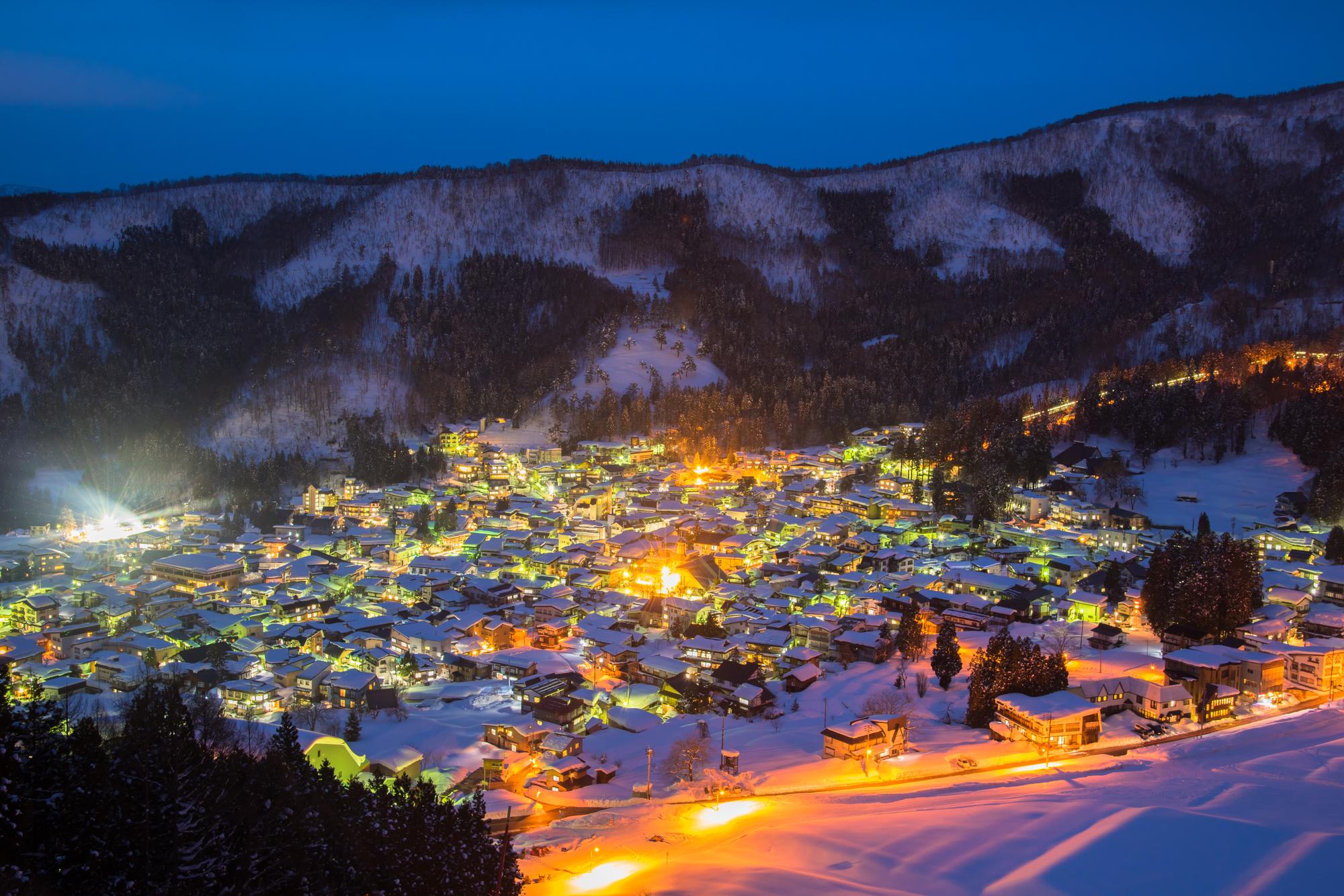 野沢温泉・斑尾エリア(長野)@冬のスキー場バイト求人特集
