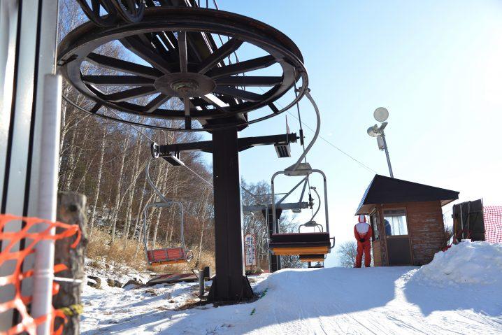 リフト係 スキー場バイト