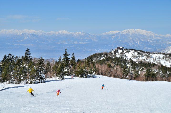 寺子屋スキー場バイト