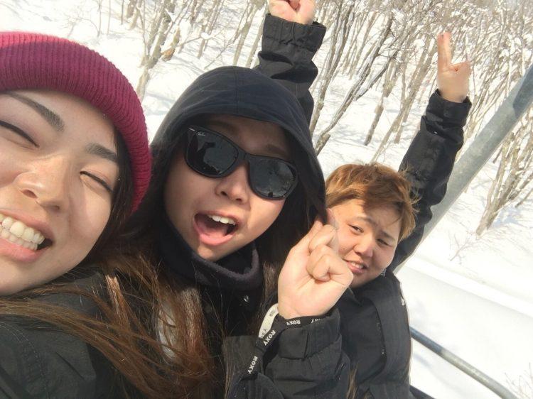 スキー場バイト岐阜