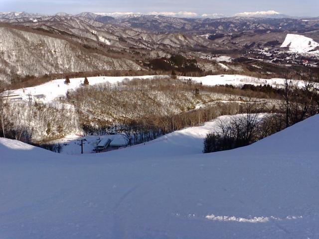 岐阜スキー場バイト