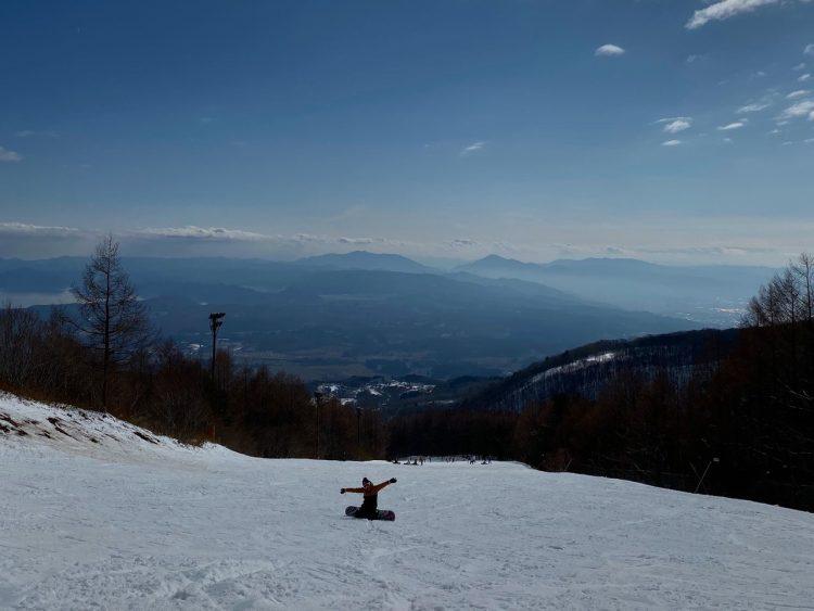 猪苗代スキーバイト