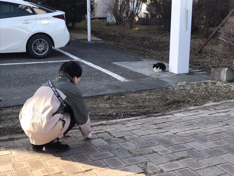 軽井沢のバイト