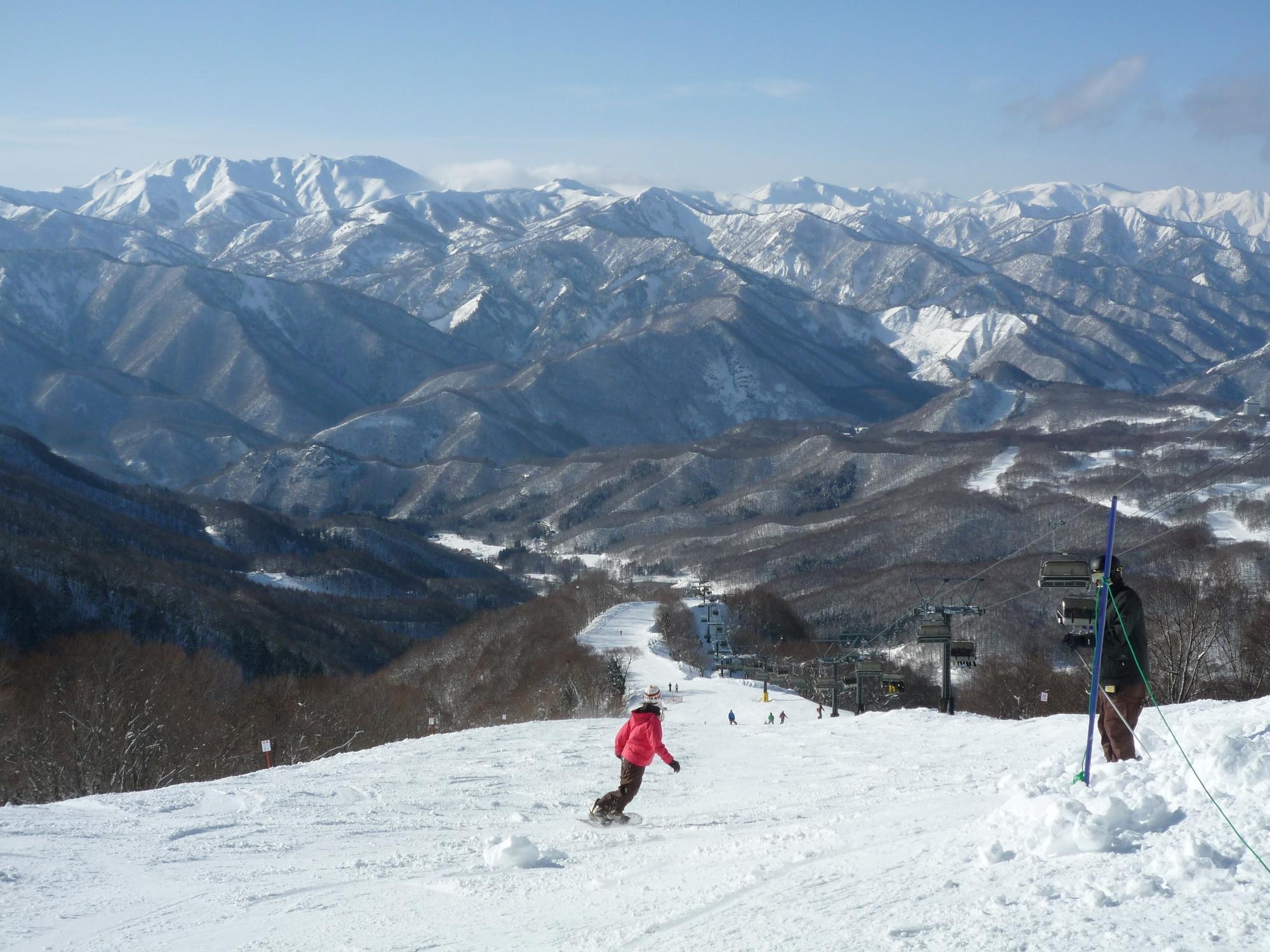 群馬県(水上・尾瀬・万座など)住み込みスキー場リゾートバイト求人案内