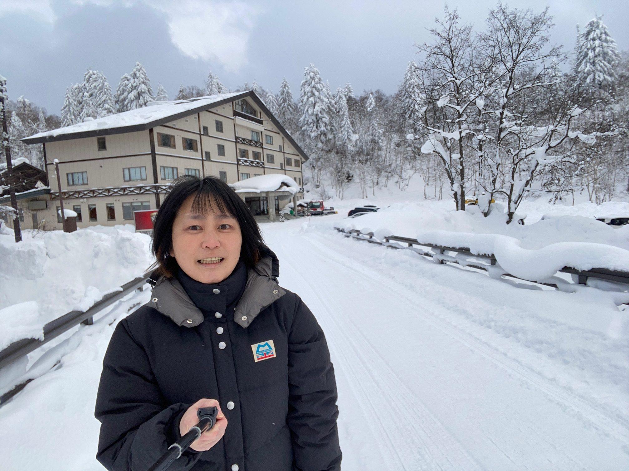 (北海道/旭岳温泉)皆が優しくフォローしてくれた山麓でのリゾートバイト