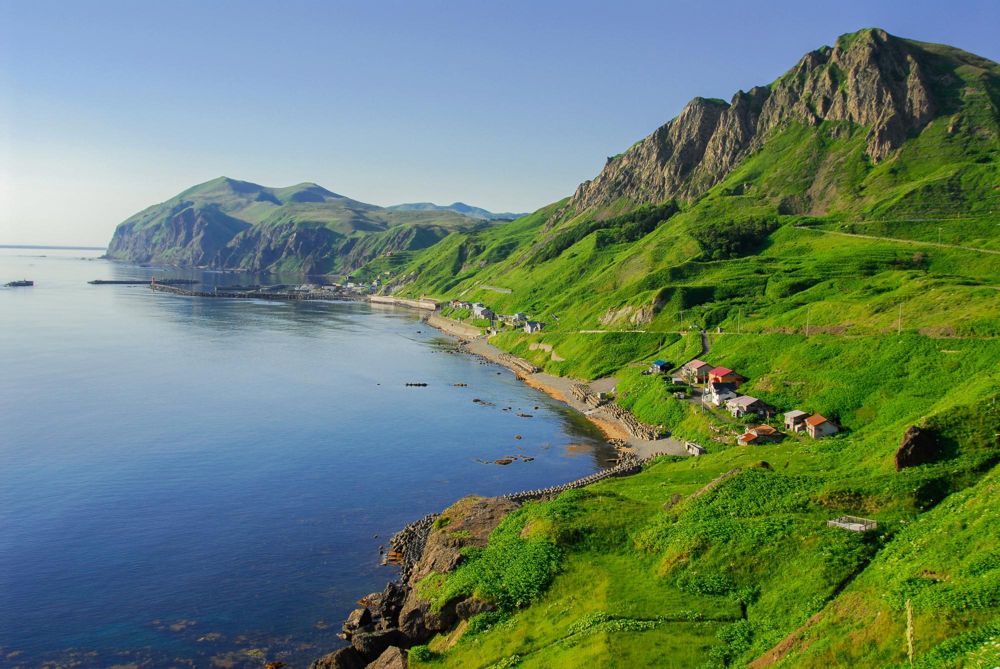 (北海道/礼文島)最北端の離島で自然の中で癒されたリゾートバイト
