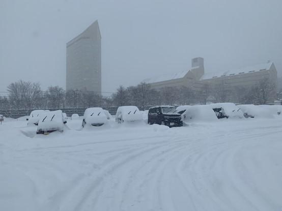 雪安比景色
