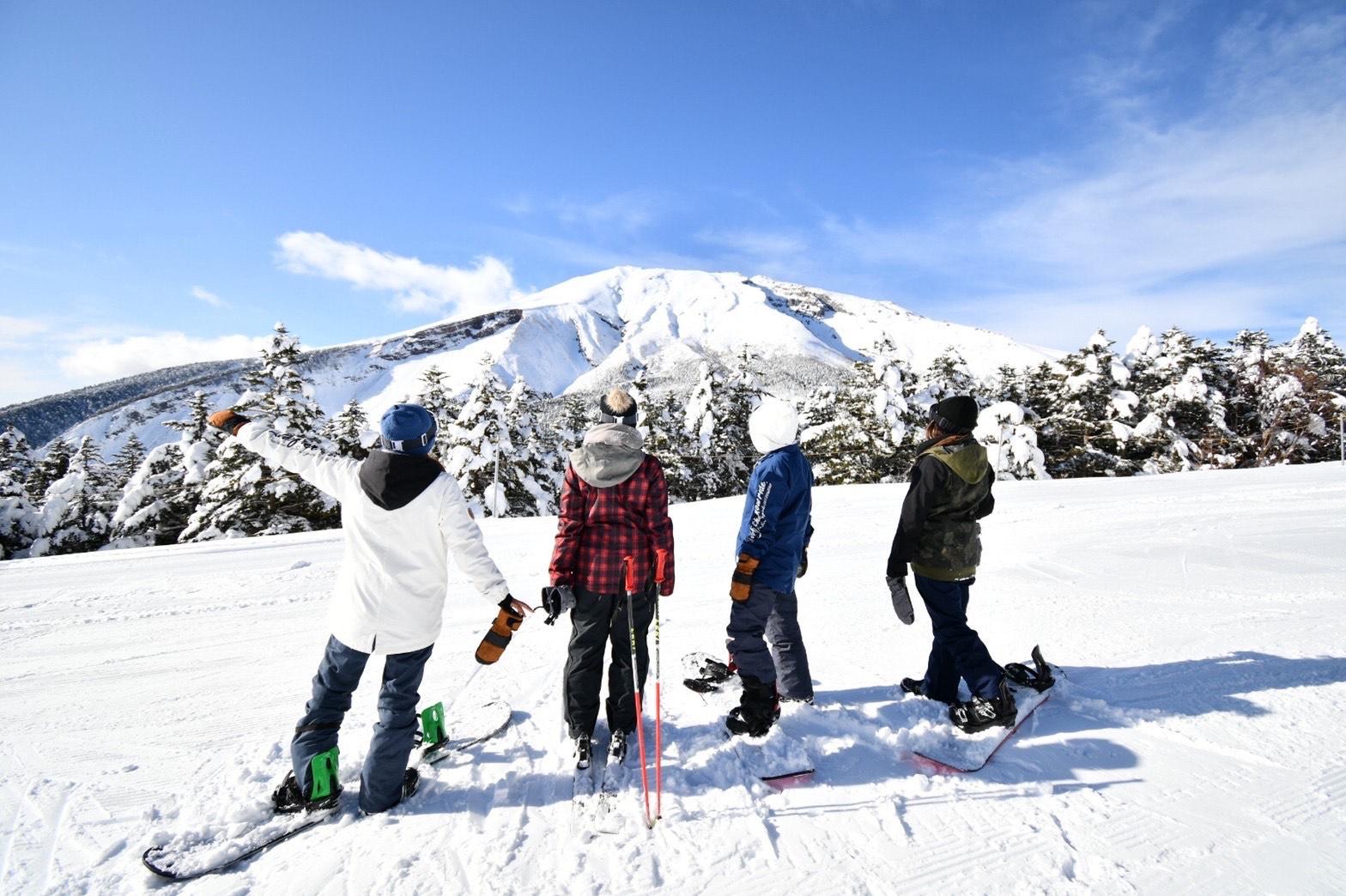 (長野県/御岳)予想以上に楽しく貴重な経験が出来たスキー場のリゾートバイト