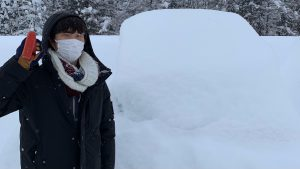 (新潟県/赤倉温泉)初めての仕事・土地で貴重な経験をしたスキー場アルバイト