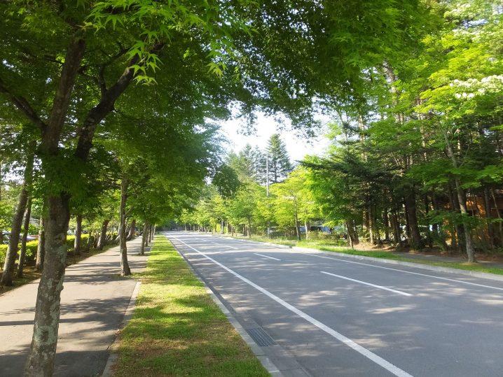 軽井沢リゾバ